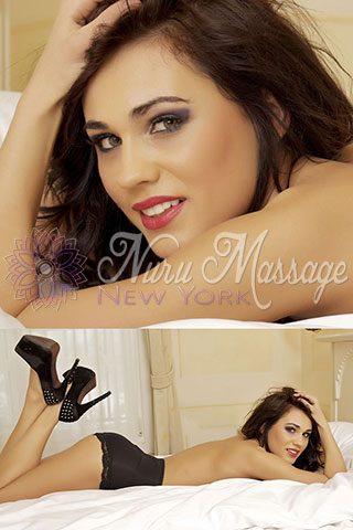 Her erotic massages will leave you in heavenly bliss