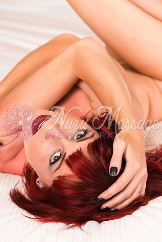 Let her show you a happy ending erotic sensual massage NYC
